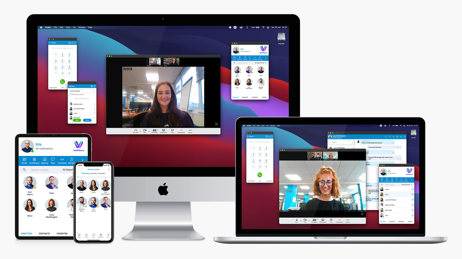 VoIPSure VoIP Collaboration